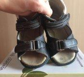 Продам ортопедические сандали б/у