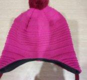 весенняя шапкана девочку фирмы lessey