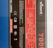 Мощный игровой блок питания 700 Ватт