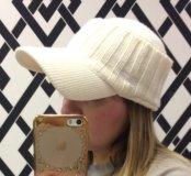 🚺 Зимняя вязаная кепка