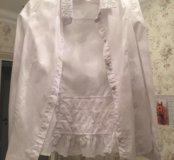 Блуза для девочки на рост 158-164