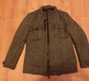 Мужское полу-пальто 46-48