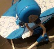 Электрокачели детские  Baby Care
