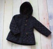 Куртки весна детские