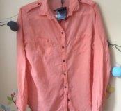 Новая Massimo Dutti блузка