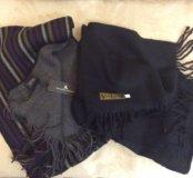 Два новых мужских шарфа