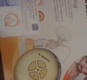 Молокоотсос +стерилизатор
