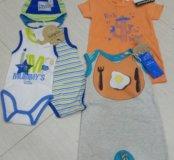 Набор новой одежды 62-68см