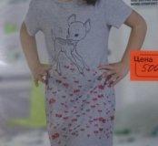 Сорочки на девочек
