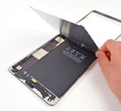 Замена стекла iPad mini, mini 2