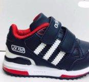 Новые детские кроссовки Adidas 24,25 размер