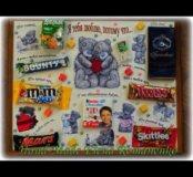 Плакаты со сладостями