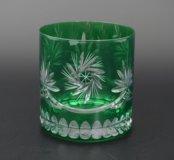 Набор стакан зелёный 22J29/col/420 g (6 шт)