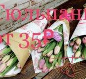 Тюльпаны опт и розница