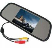 Зеркало монитор для камеры автомобильной