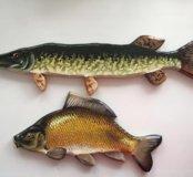 Рыба из дерева