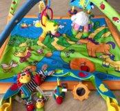 Игровой коврик+ дуна