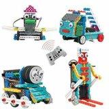 Робот-конструктор 4-в-1 на р/у