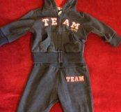 Спортивный костюм на малыша