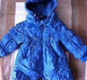 Куртка удлиненная Orby на холодную весну-осень