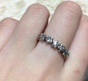 Серебряное кольцо Pandora