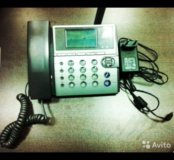 Стационарный телефон ZTE - формата CDMA