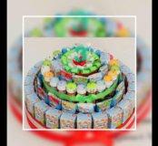 Тортики для детских праздников