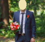 Костюм ZARA на свадьбу 48 размера