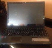 Ноутбук 4-х ядерный acer acpire 5551G с гарантией