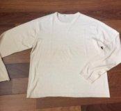 Шёлк свитер