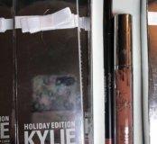 Матовая помада Кайли с карандашом