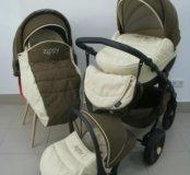 Детская коляска Tutis Zippy New 3в1