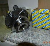 ступицы передних колес SNR (США)