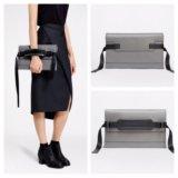 Клатч сумка DKNY новый оригинал Furla