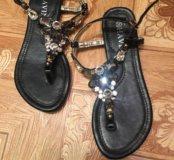 Женские новые сандалии р38