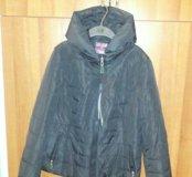Куртка новая 2 в 1