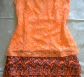 Новое платье. 40-42.