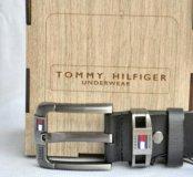 Ремень Tommy Hilfiger в подарочной коробке