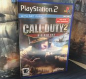 Call of Duty 2: Big Red One для PS2