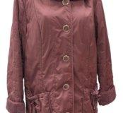 Куртка демисезонная, размер 52-54