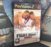 Fight Night Round 3 (Бокс) на PS2