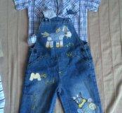 Куртка Новые вещи на лето на мальчика 5-6 месяцев