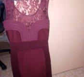 Платье 750р