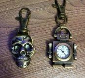 Часы-брелок