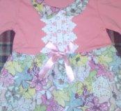Детск платье