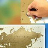 Скретч-карта МИР ТВОИХ ПРИКЛЮЧЕНИЙ