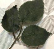 Листья розы искусственные