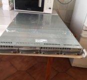 Сервер Supermicro SuperServer 6015B-8B 2 штуки