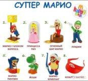 Коллекция Супер Марио Макдональдс