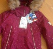 Новая куртка парка Рейма Reima tec р128